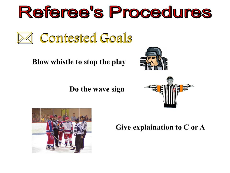  Contested Goals