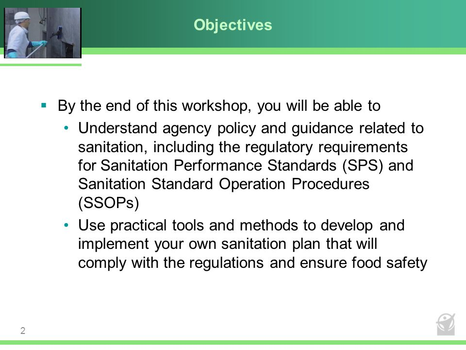 Discussion Question  How do you document deficiencies on your plant's monitoring record during performance of pre-op sanitation inspection.