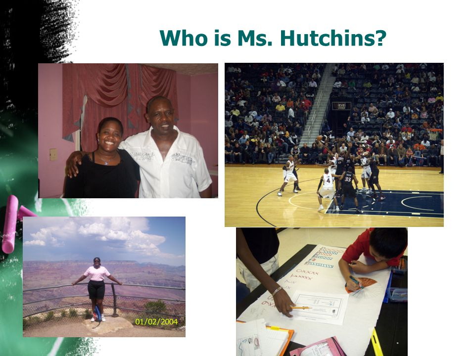 Who is Ms. Hutchins?