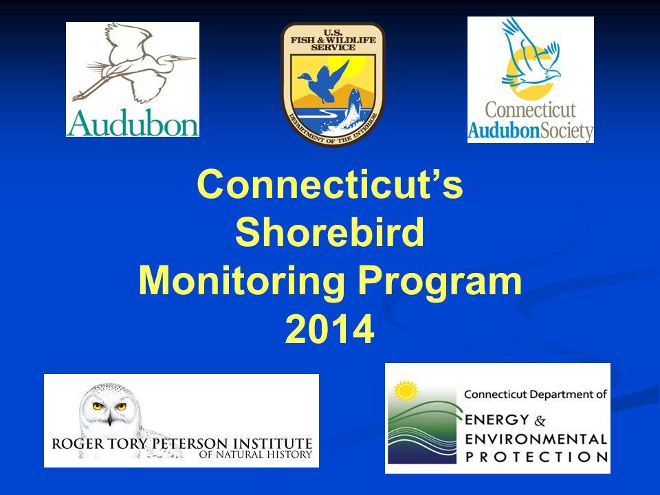 Connecticut's Shorebird Monitoring Program 2014