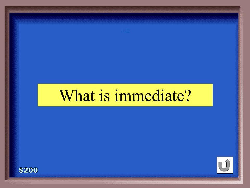 1-200 upset : perturb :: instant :_____ slow immediate disturb