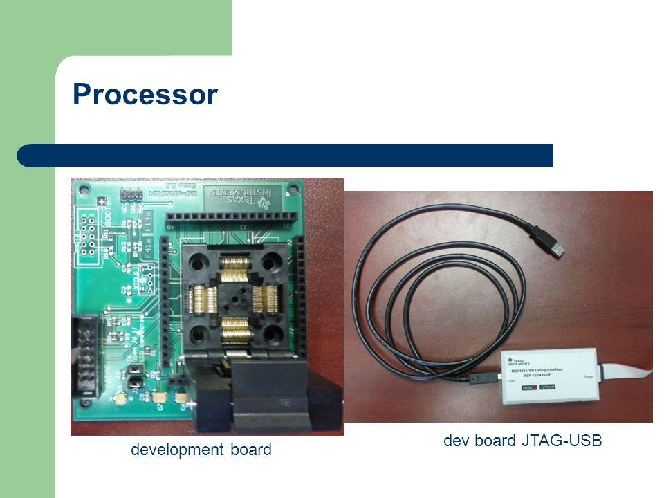 Processor development board dev board JTAG-USB
