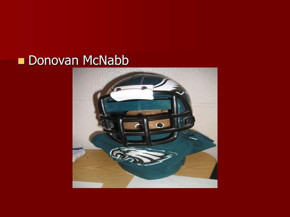 Donovan McNabb Donovan McNabb