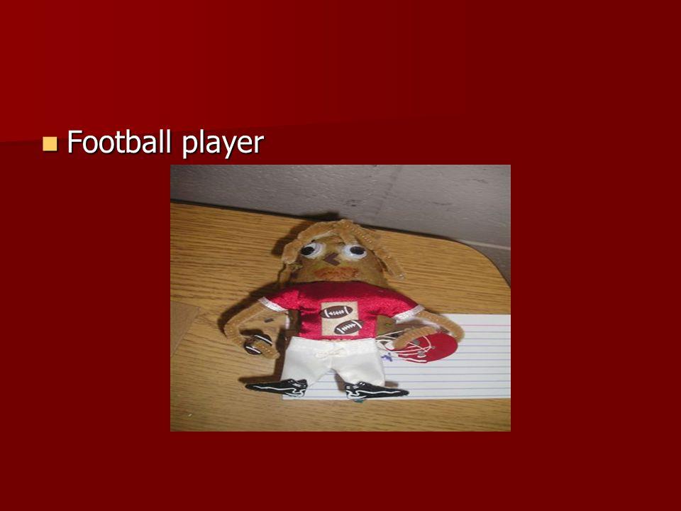 Football player Football player