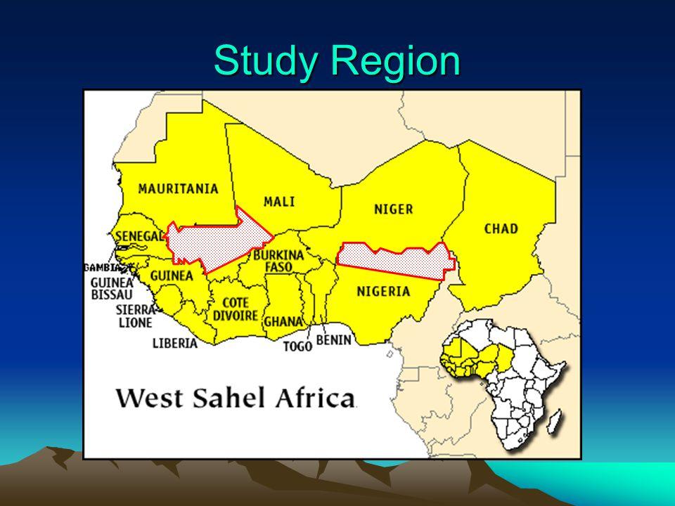 Study Region