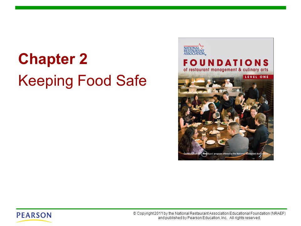HACCP Principles (cont.)  Principle 1: Conduct a Hazard Analysis:  First, look for the potential hazards in the food an operation serves.
