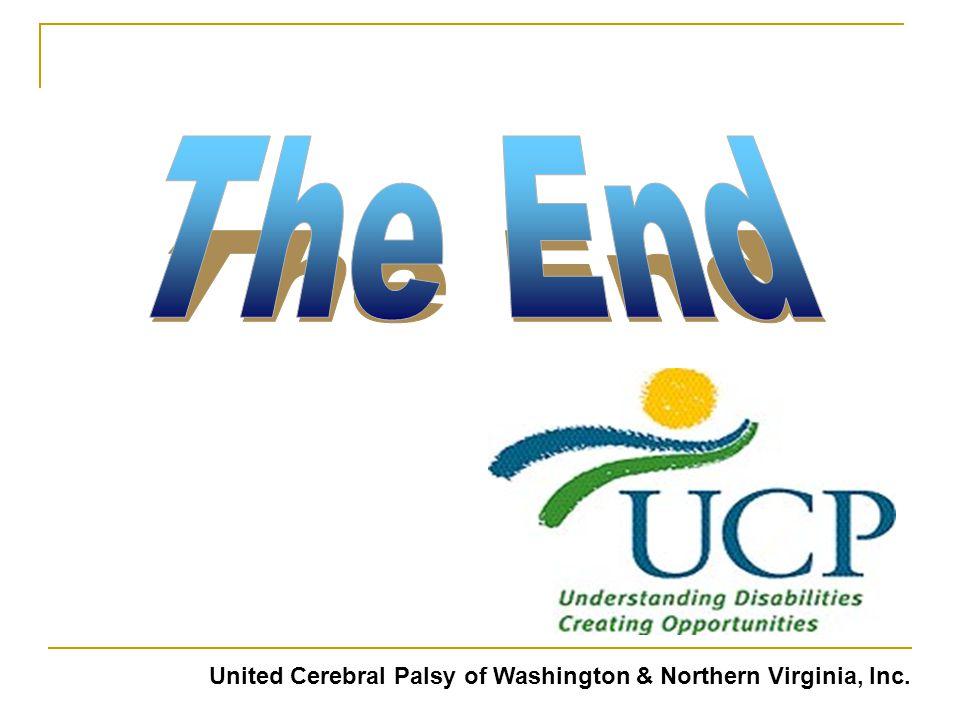 United Cerebral Palsy of Washington & Northern Virginia, Inc.