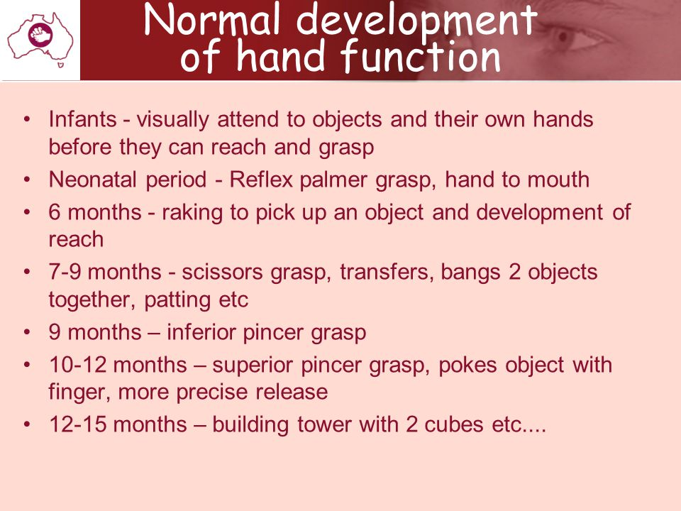 What do we see in Rett syndrome.