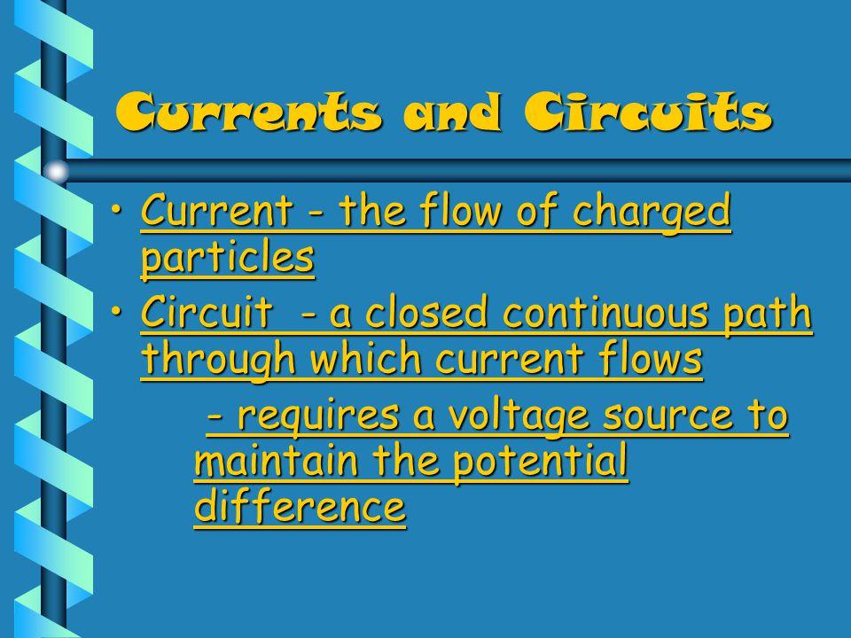 Ohm's Law, Power, & Energy