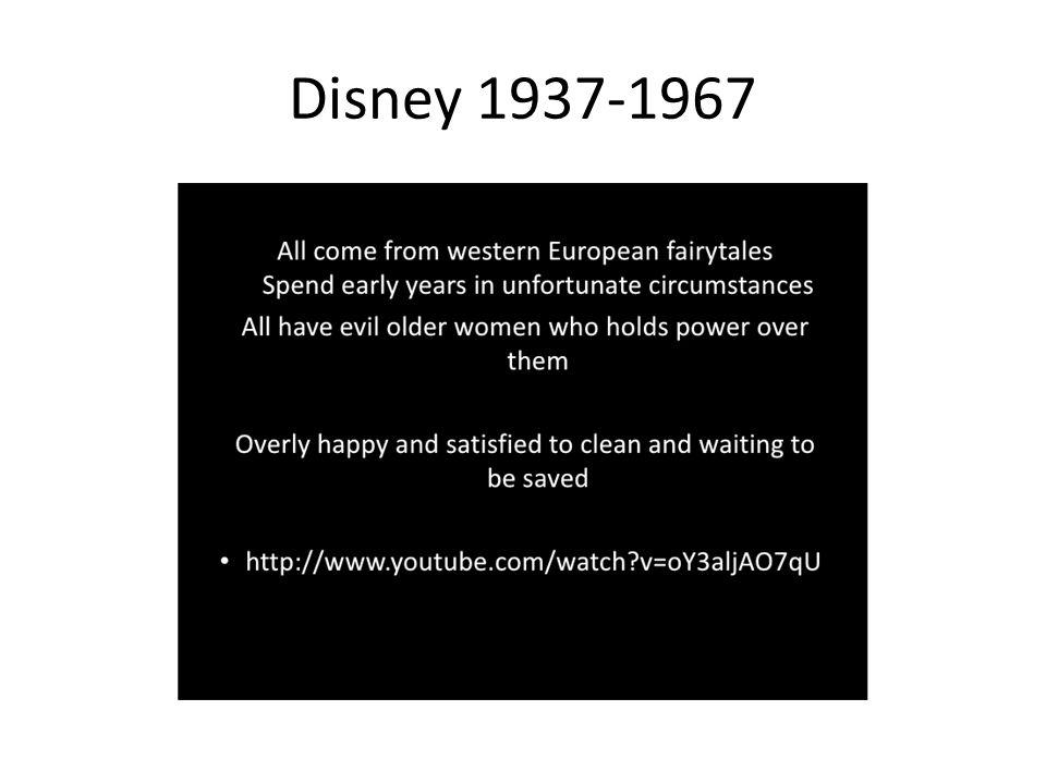 Disney 1937-1967