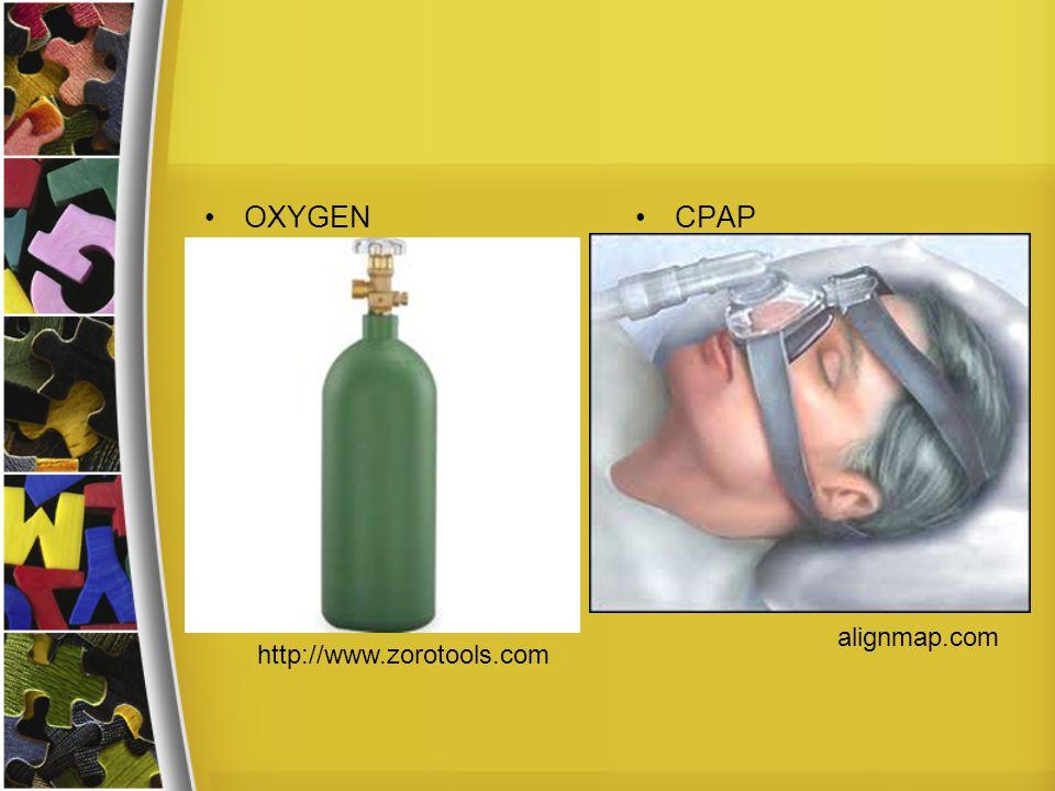 OXYGENCPAP http://www.zorotools.com alignmap.com