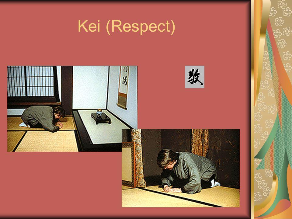 Kei (Respect)