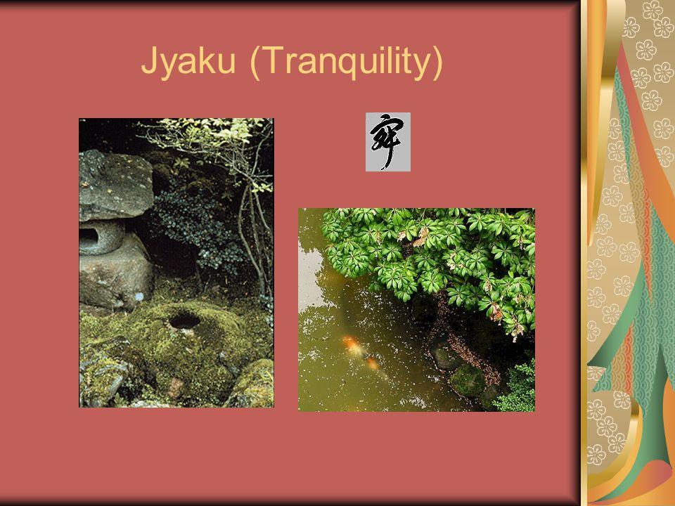 Jyaku (Tranquility)
