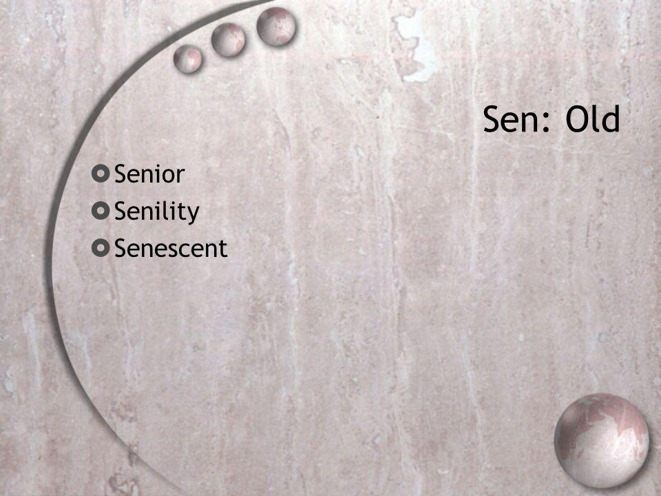 Solv: Loosen or Release  Dissolve  Solvent  Soluble