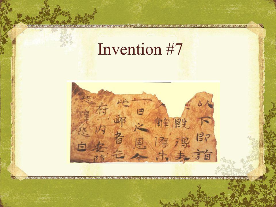 Invention #7