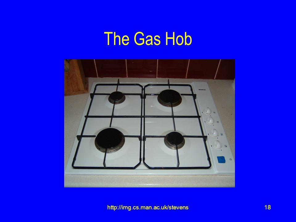 18http://img.cs.man.ac.uk/stevens The Gas Hob