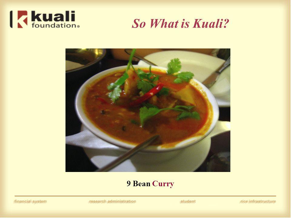 9 Bean Curry