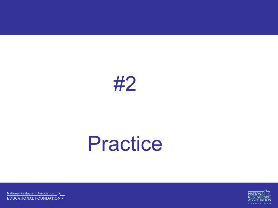 #2 Practice