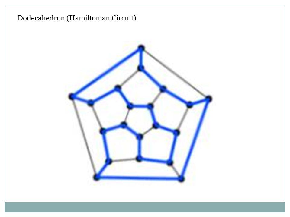 Dodecahedron (Hamiltonian Circuit)
