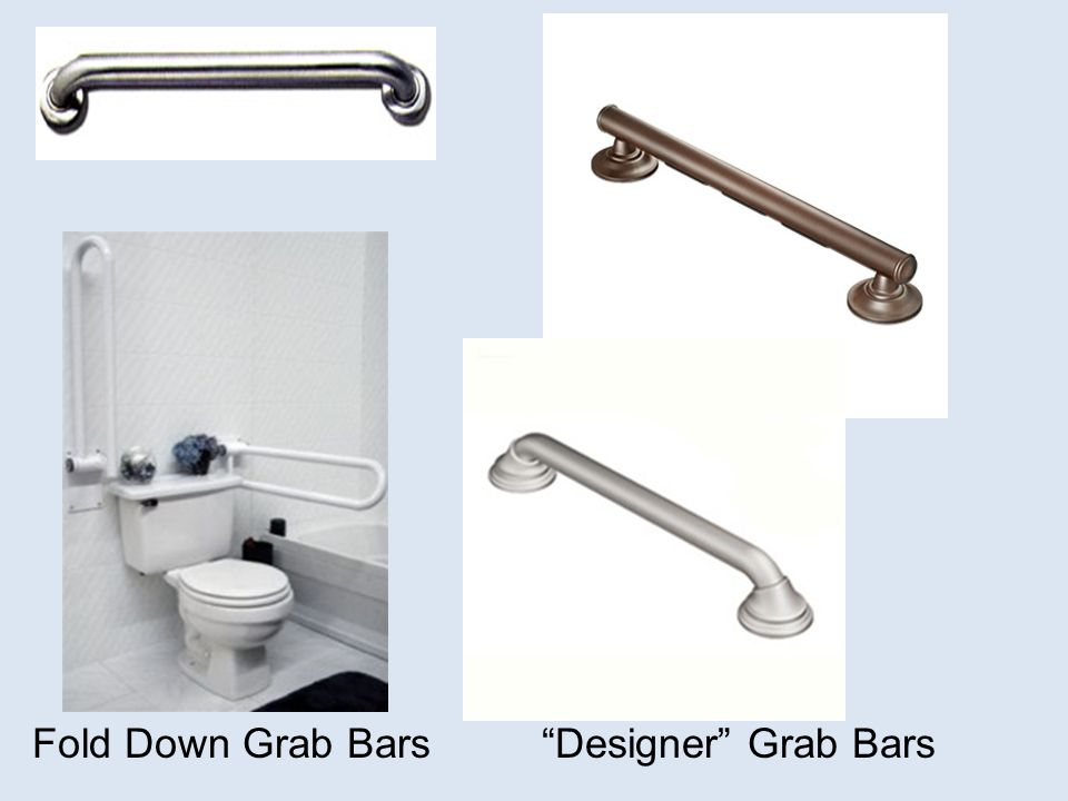 Fold Down Grab Bars Designer Grab Bars