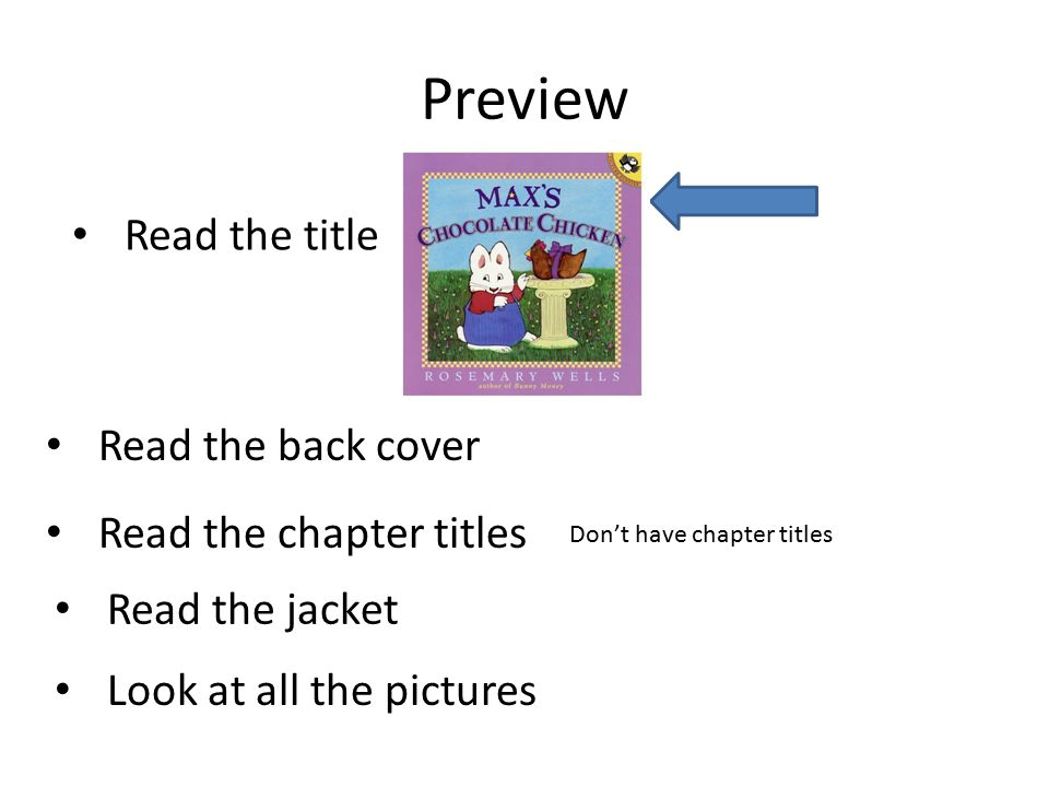 Preview Read Book Adventure Questions
