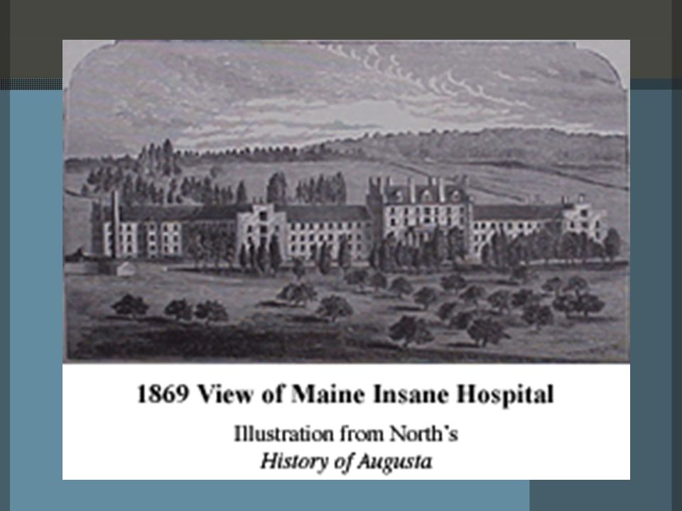 Athens State Hospital 1874