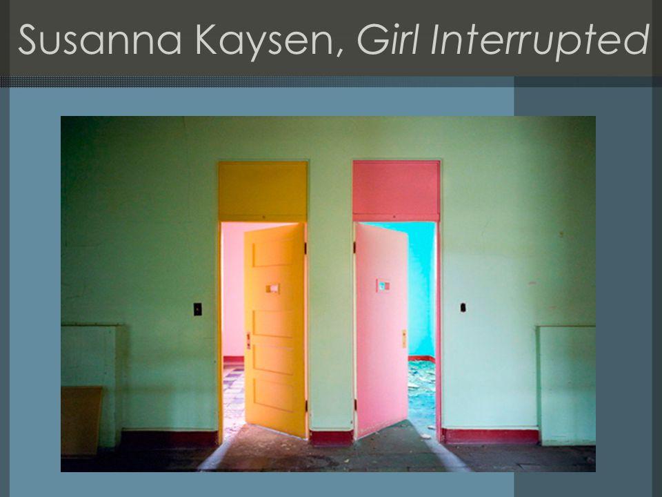 Susanna Kaysen, Girl Interrupted