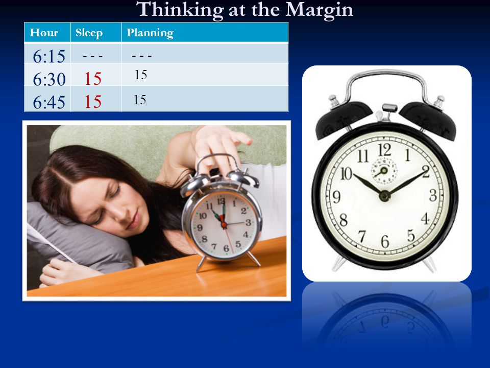 AlternativesCriteria Immediate Satisfaction Long Term Benefits Entertaining Immediate Financial Benefits Necessary for Long-term success Sleep Economi