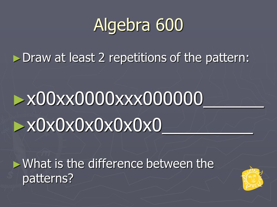 Geometry 800 ► Give each for a rectangular prism. ► Number of Edges? ► Number of Faces?