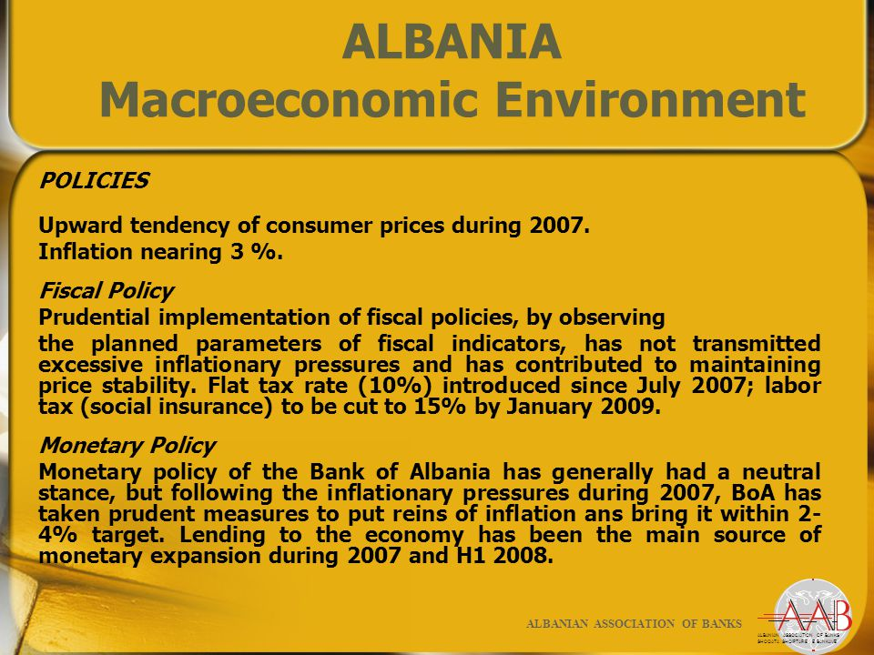 Albanian economy experienced relatively higher growth than other transition.