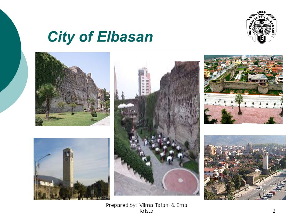Relations with other universities  University of Elbasan has close relations with the universities within Albania.