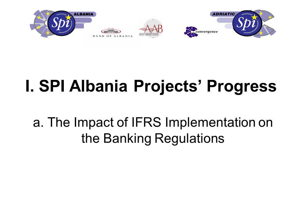 III.SPI Albania Methodology – EU Better Regulation IAAD Document (steps 1 – 9) 5.