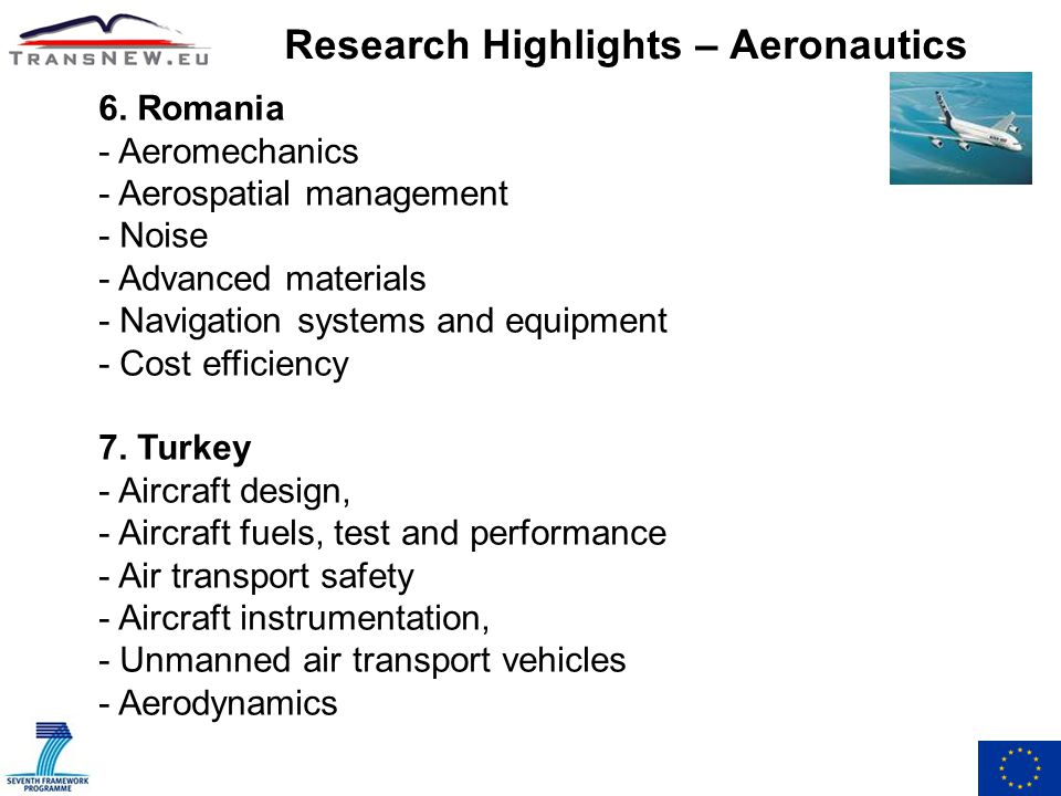 Research Highlights – Aeronautics 6.