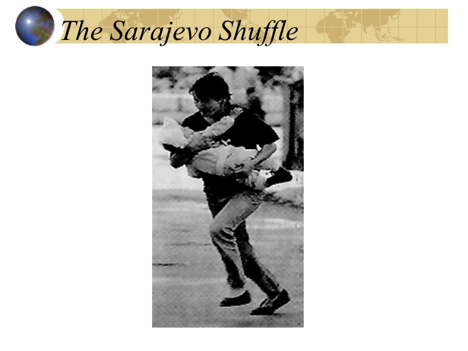 The Sarajevo Shuffle
