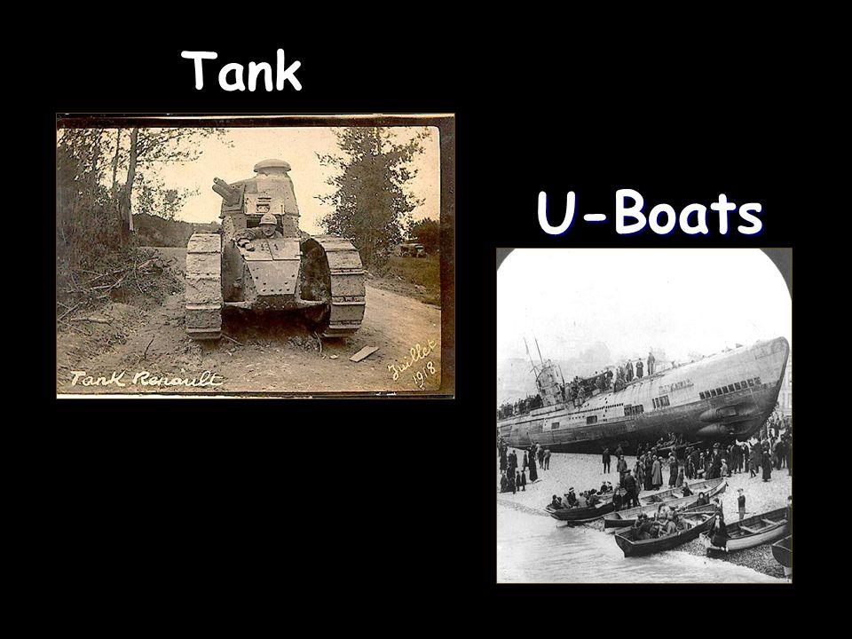U-Boats Tank