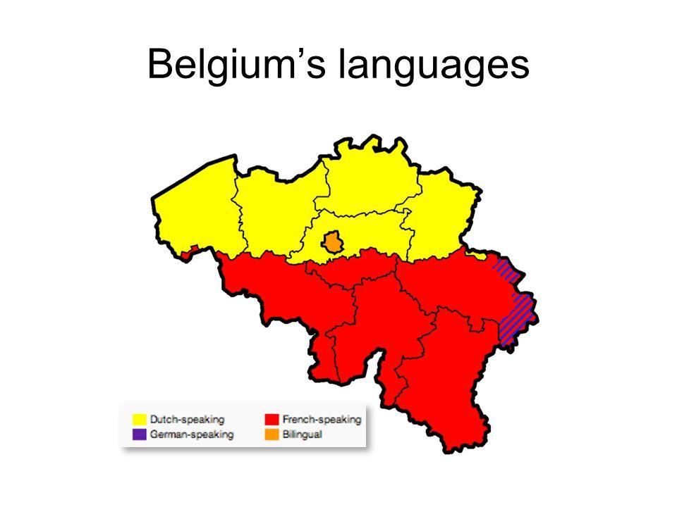 Belgium's languages