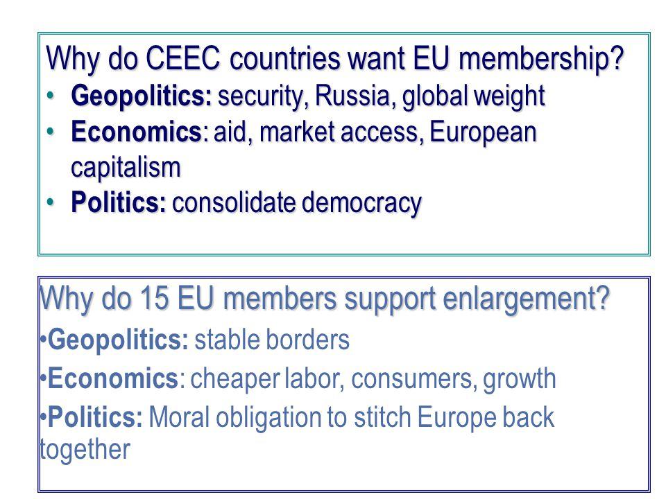 Regional disparities in the enlarged EU