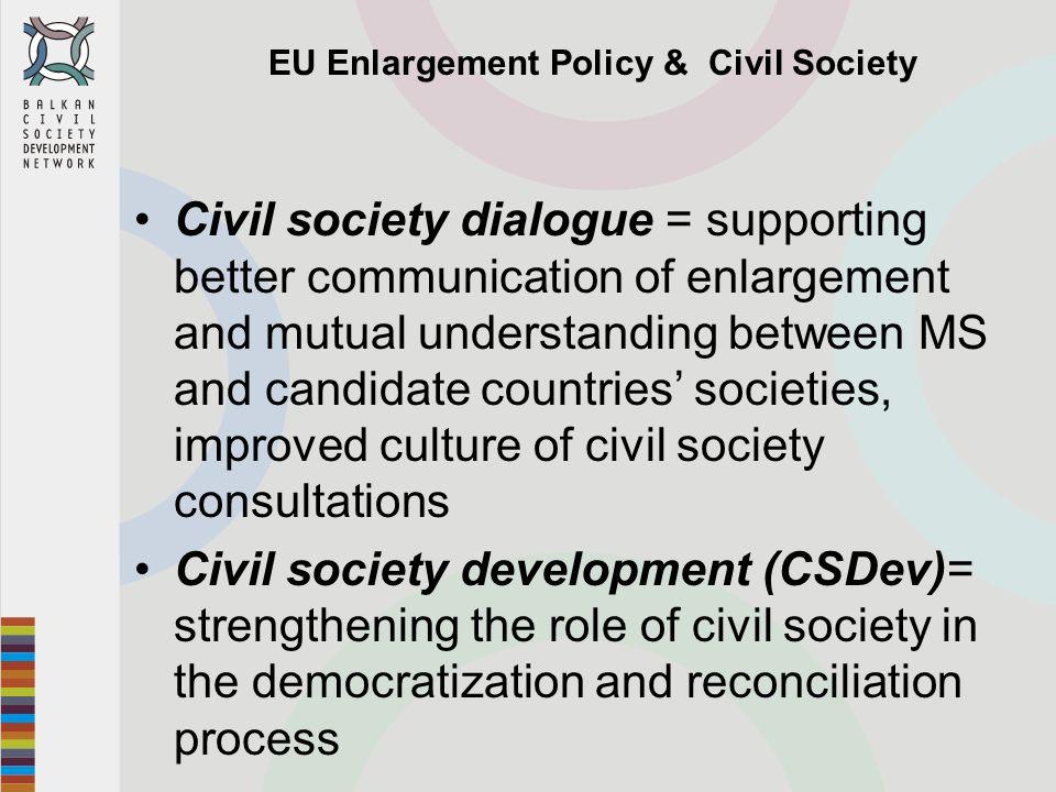 IPA Civil Society Facility – 6 conclusion 2.