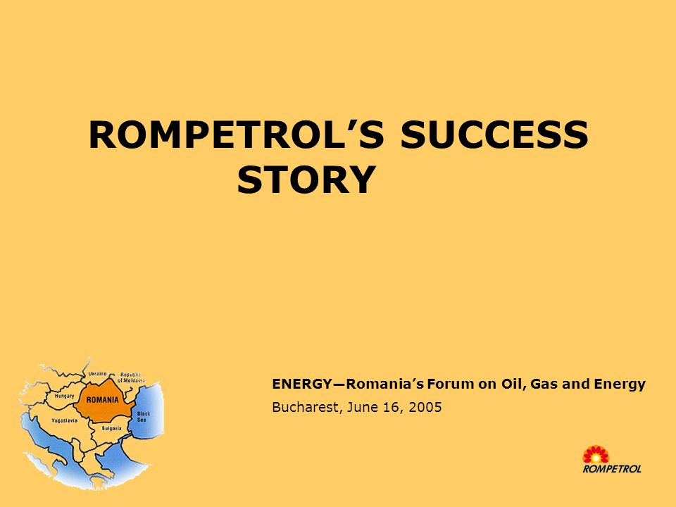 Table of contents  The Rompetrol Group Profile  Rompetrol History  Privatization Attempts  The Turnaround of Rompetrol Rafinare  Structure of Romanian Oil Industry  Difference between Rompetrol Rafinare and others  Investigation into privatization procedures