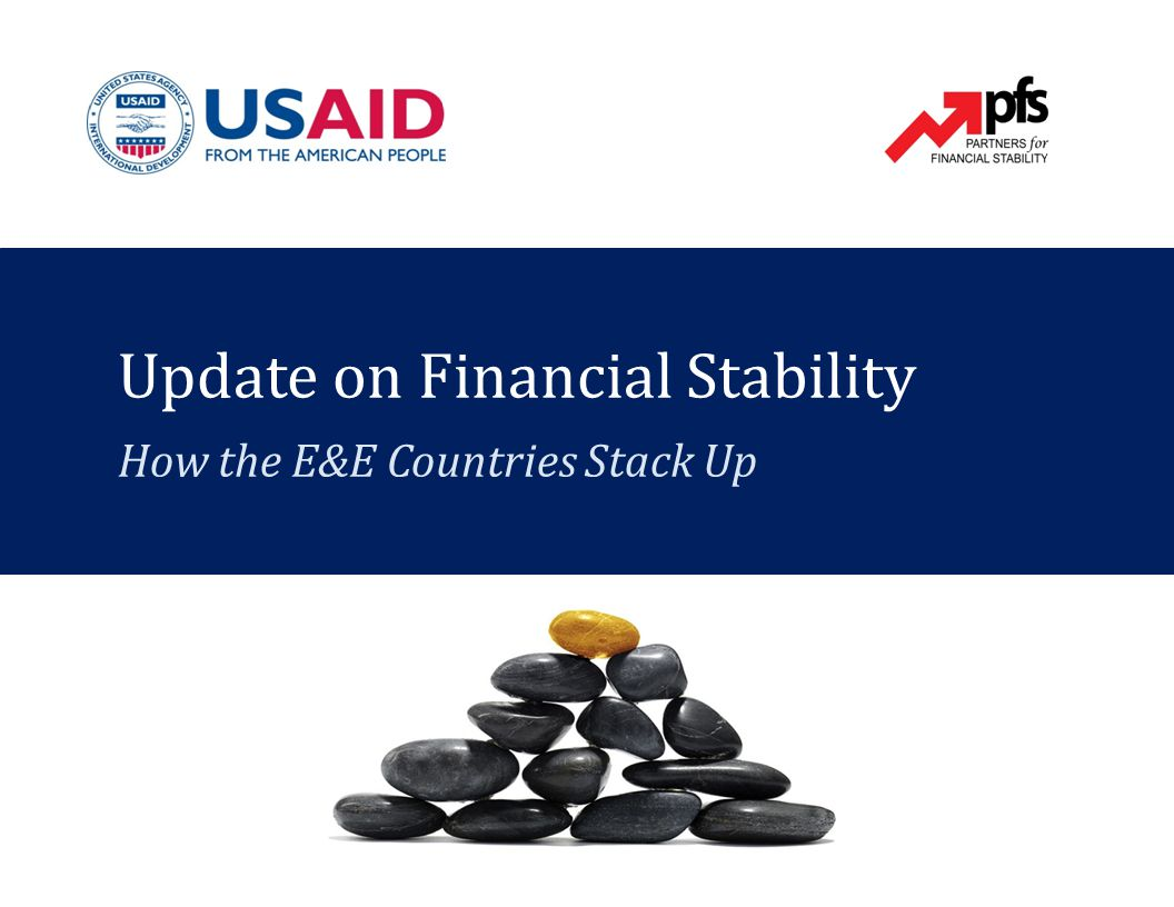 Update on Financial Stability How the E&E Countries Stack Up