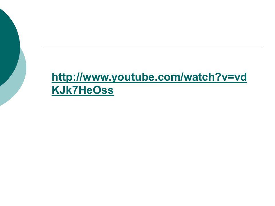 http://www.youtube.com/watch?v=vd KJk7HeOss
