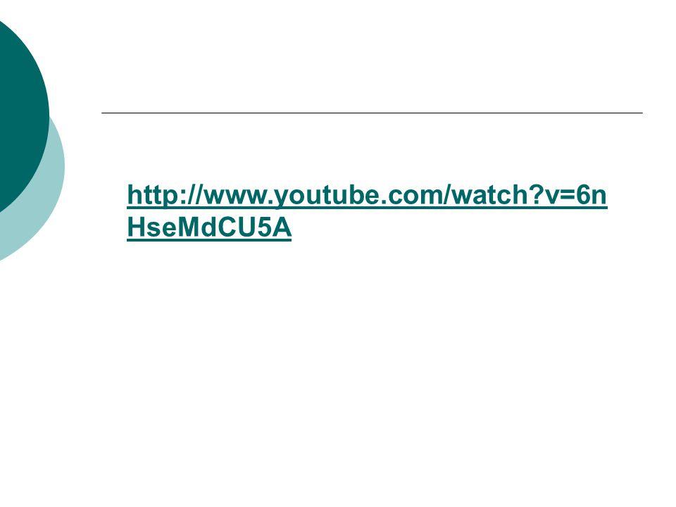 http://www.youtube.com/watch?v=6n HseMdCU5A