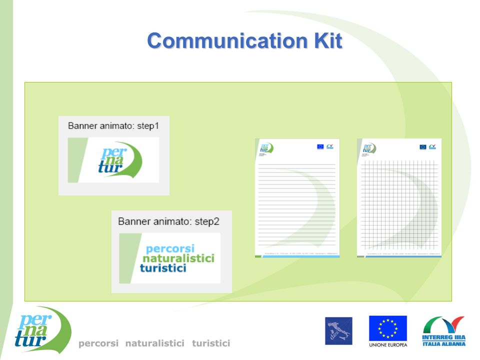 EU Criteria for communication strategy  Publicity Requirements for approved projects (Reg.