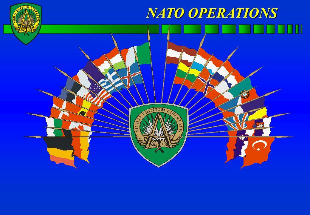 Supreme Allied Commander Europe (SACEUR) General John Craddock U.S.