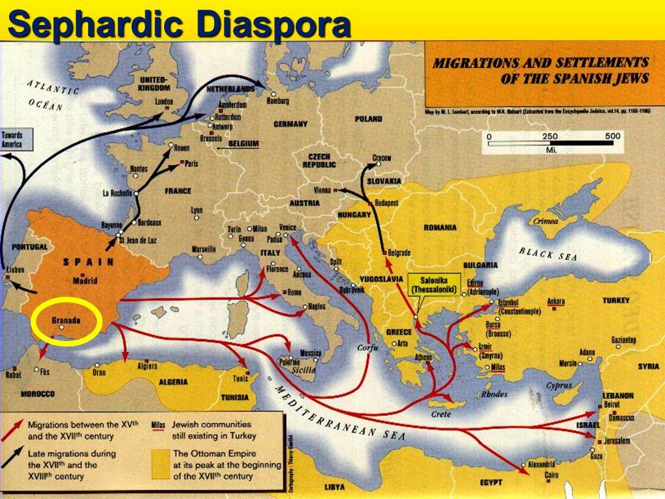 Sephardic Diaspora