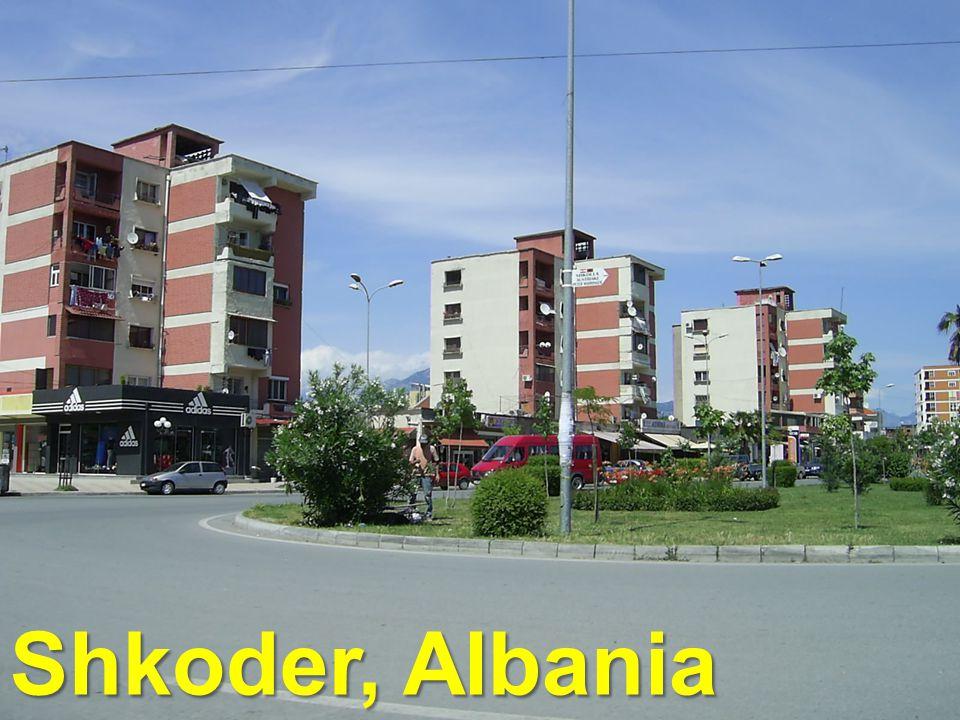 Shkoder, Albania