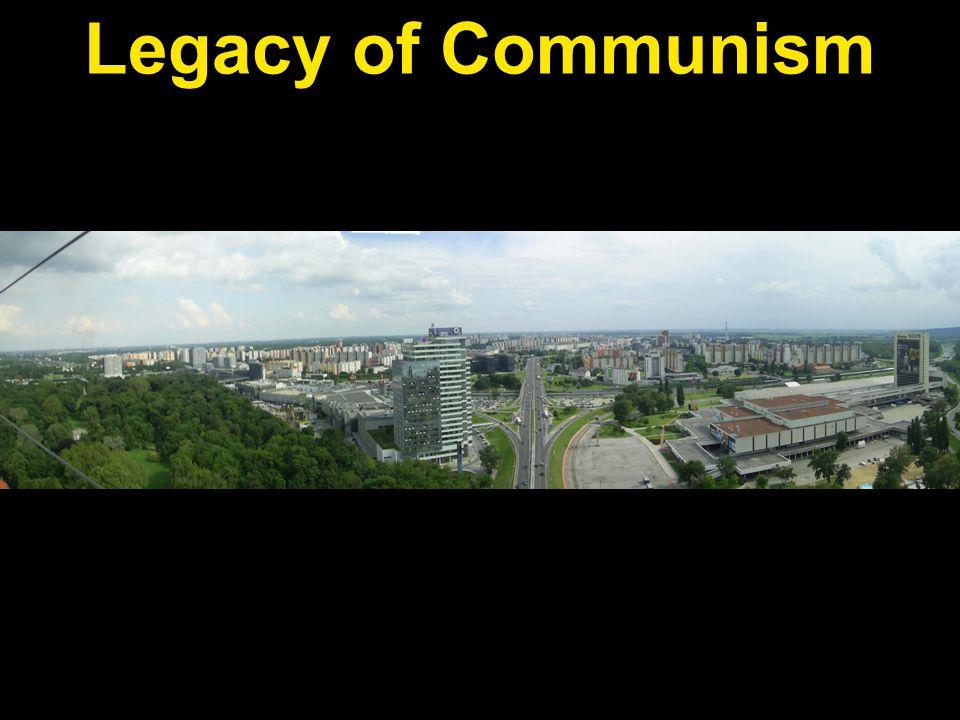 Legacy of Communism