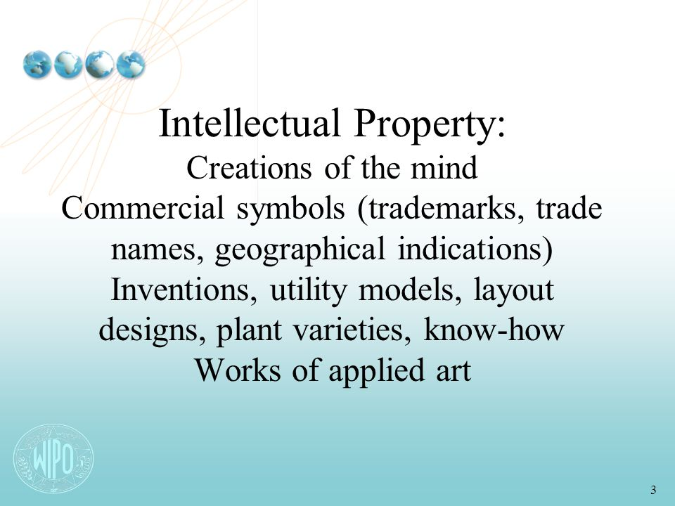 24 INTELLECTUAL PROPERTY CAN BRING VALUE TO YOUR BUSINESS 1.