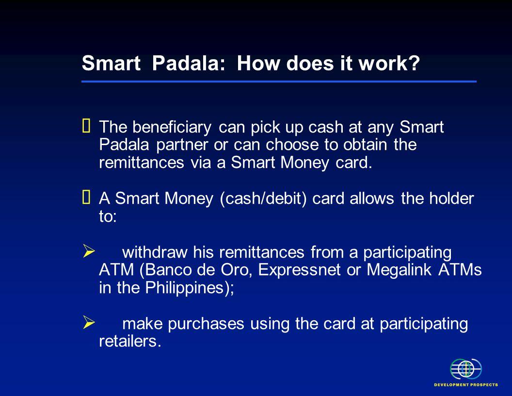 Smart Padala: How does it work.