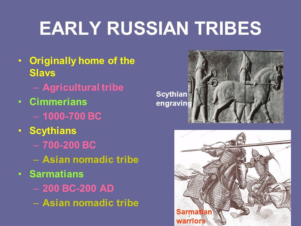 MORE INVADERS Goths –200 AD-400 AD Huns –400 AD-550 AD Avars –550 AD-650 AD